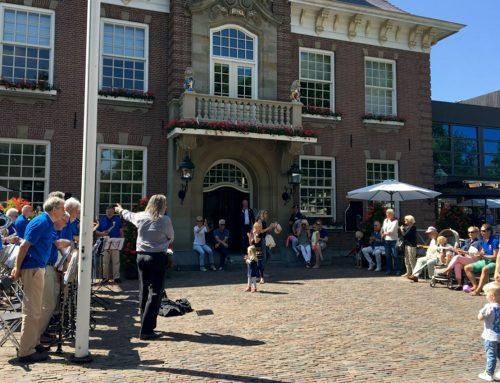 Missies beleven als een veteraan in raadhuis Heemstede
