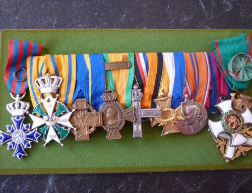 Veteranen overwegen om onderscheidingen terug te geven