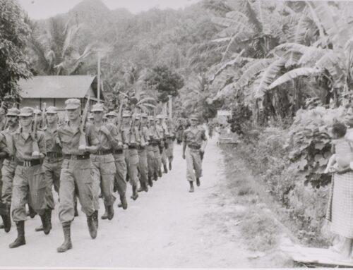 Nieuw-Guinea, Neerlands laatste oorlog