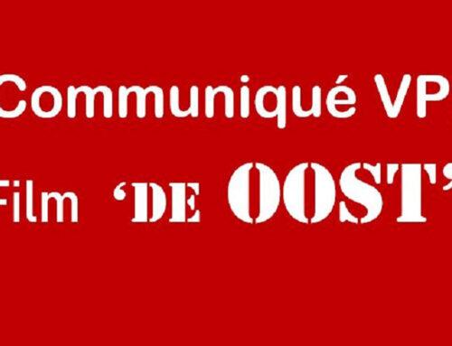 Communiqué Veteranen Platform inzake film 'De Oost'