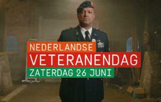 Nederlandse Veteranendag 2021